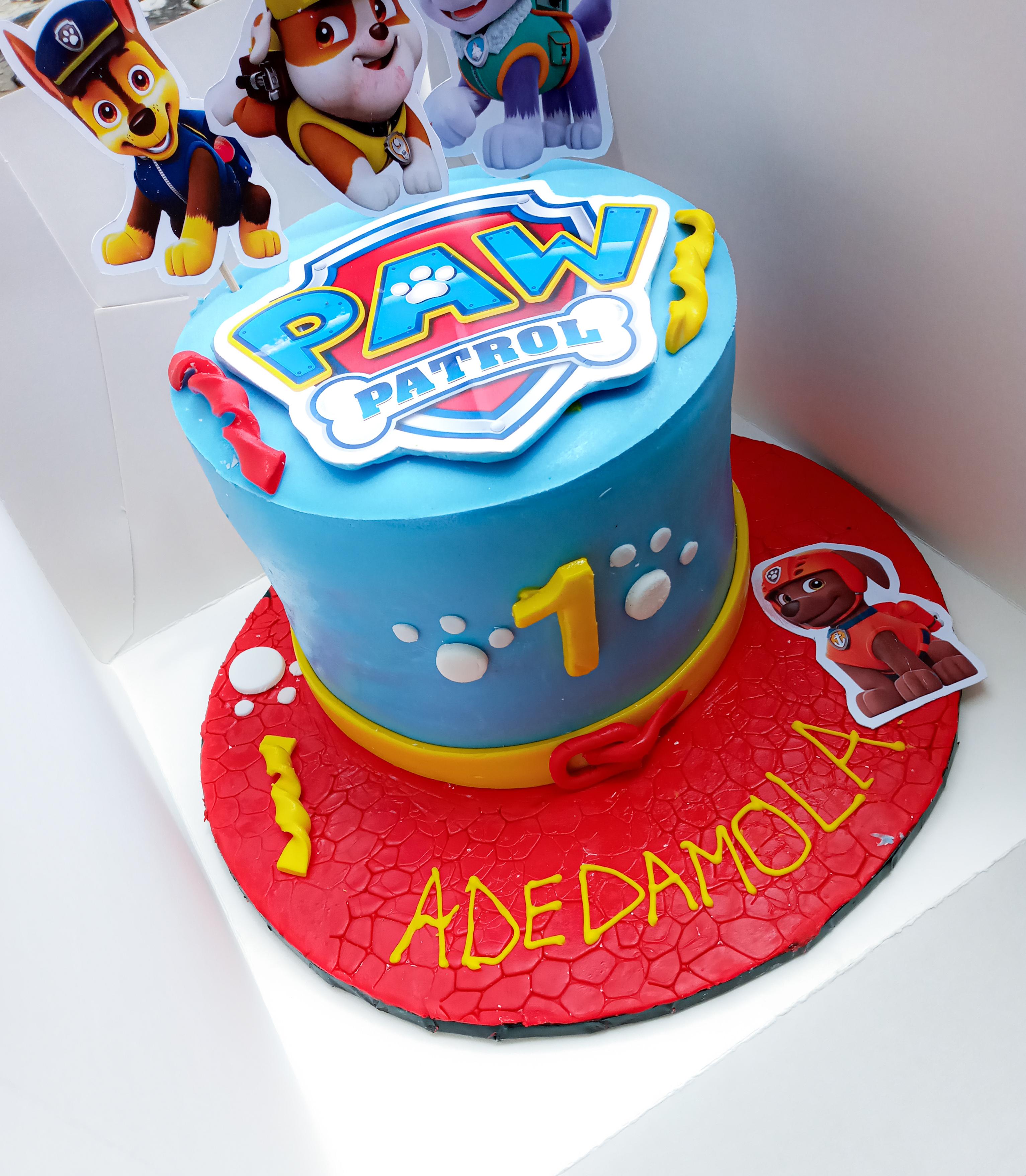 Kids Cakes - Available in Vanilla, Red Velvet, Chocolate, etc.