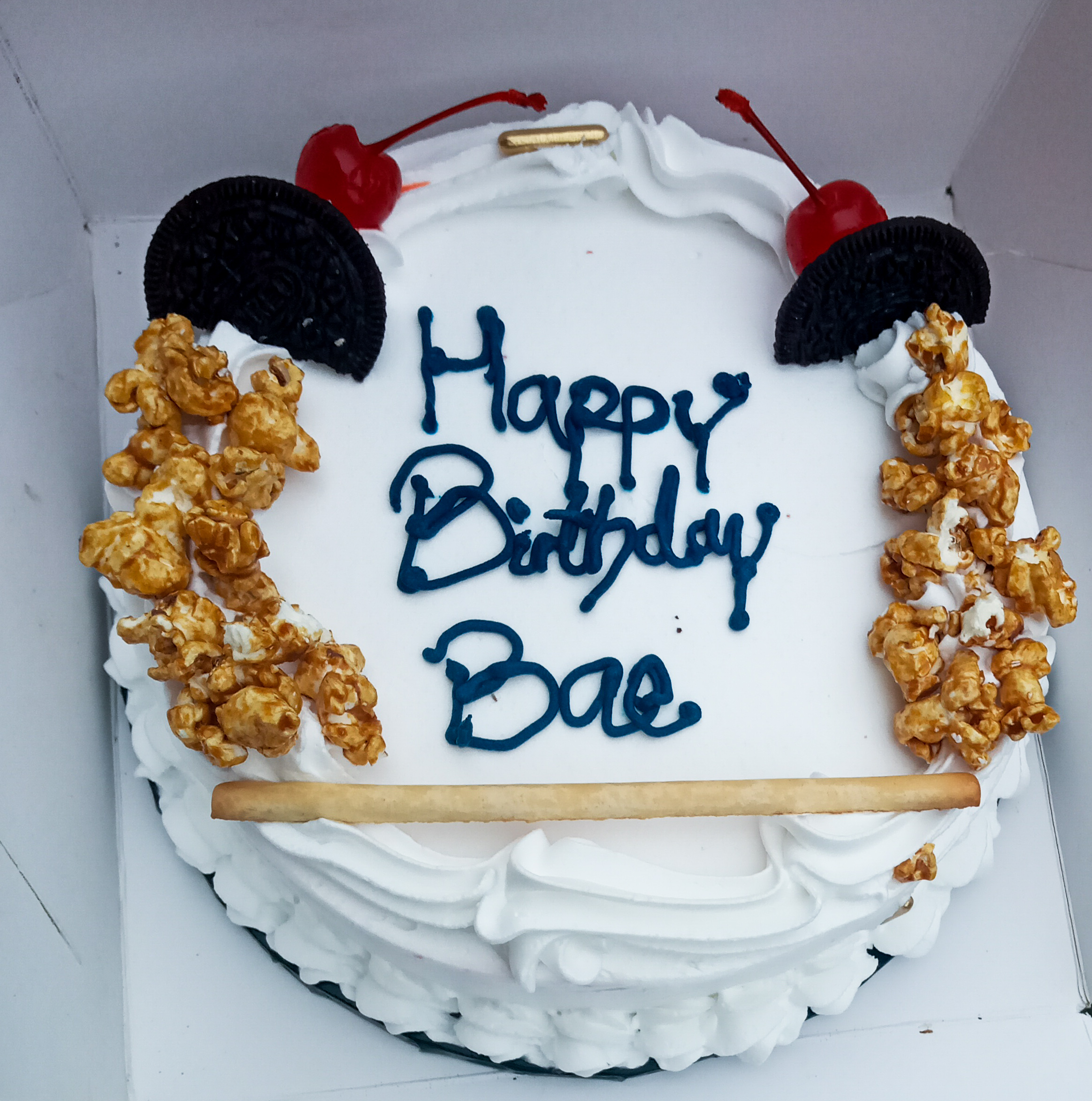 Cake On A Budget - Available in Vanilla, Red Velvet, Chocolate